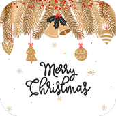 Festive Christmas Greeting Cards icon