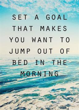 Motivational Good Morning Quotes poster