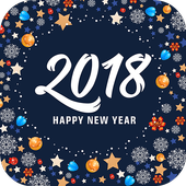 New Year Greetings and Quotes 2018 icon