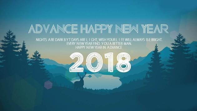 New Year Greetings and Quotes 2018 apk screenshot