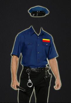 Police Suit Photo Maker apk screenshot
