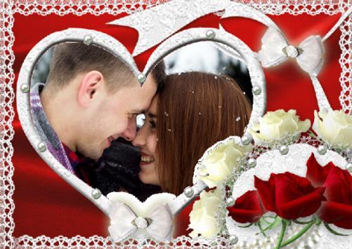 Valentines Day Photo Frames screenshot 2