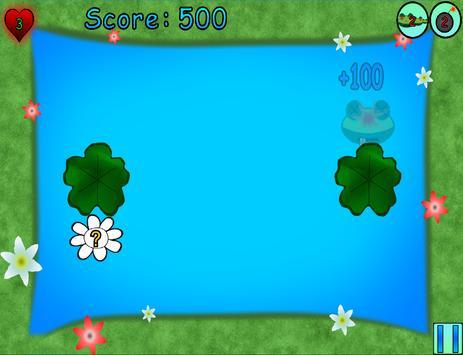 Kick the Frog apk screenshot