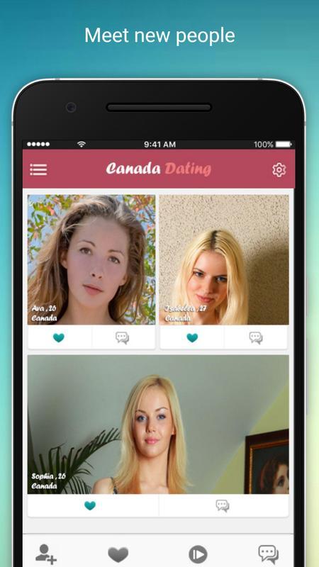 free dating app canada herbert marshall dating