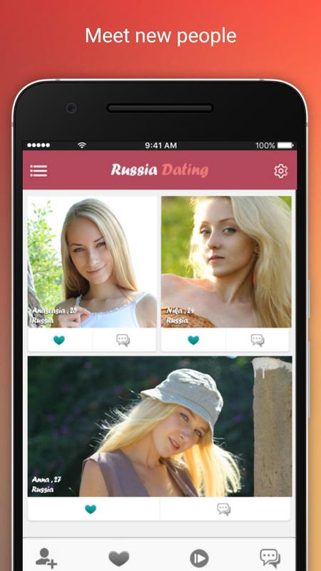Russian dating app in usa