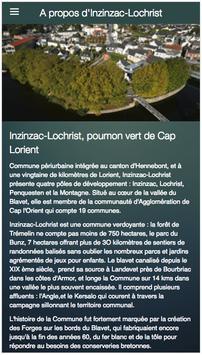 Inzinzac-Lochrist apk screenshot