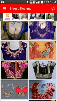Blouse Designs Latest 2016 poster