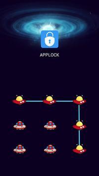 AppLock Theme Universe screenshot 4