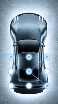 AppLock Theme Car poster