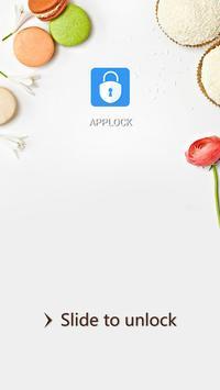 AppLock Theme Delicious Cake screenshot 2