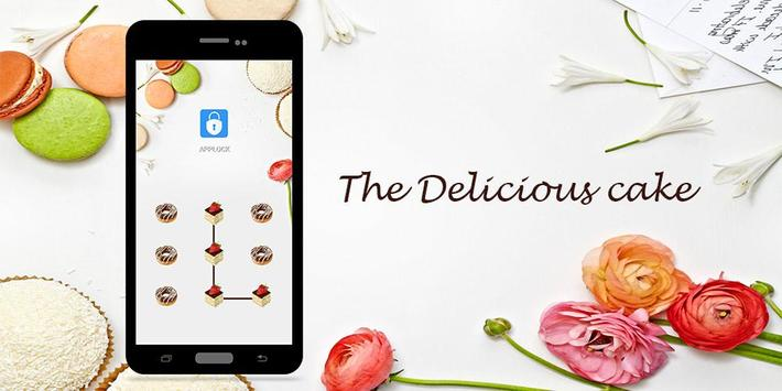AppLock Theme Delicious Cake screenshot 3