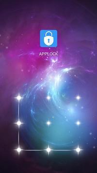 Applock theme Dream Sky screenshot 4