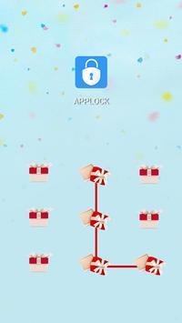 AppLock Theme Gift poster
