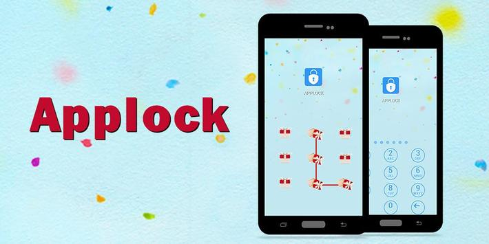 AppLock Theme Gift screenshot 3