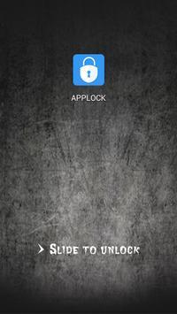 AppLock Theme Horror Skull screenshot 2