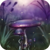 AppLock Theme Magical Forest icon