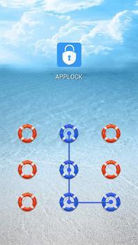 AppLock Theme For Sea poster