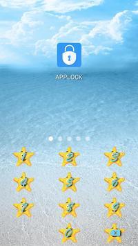 AppLock Theme For Sea screenshot 1