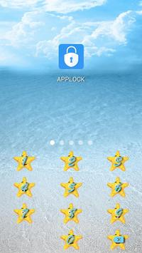 AppLock Theme For Sea screenshot 1