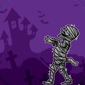 AppLock Theme Mummy icon