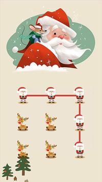 AppLock Theme Christmas apk screenshot