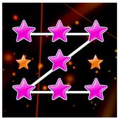 AppLock Theme - Star Galaxy icon