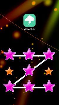 AppLock Theme - Star Galaxy poster