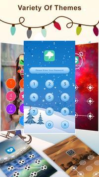 AppLock Theme - Star Galaxy screenshot 4