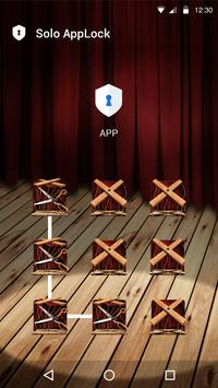 AppLock Wooden Toys Theme apk screenshot