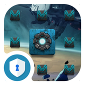 Aether AppLock Theme icon