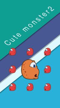 AppLock Cute Monster Theme apk screenshot