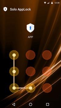 AppLock Enjoy Smooth Theme apk screenshot