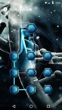 AppLock Evolution Theme apk screenshot
