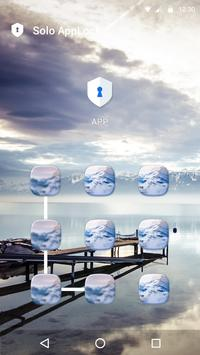 AppLock Horizon Theme apk screenshot