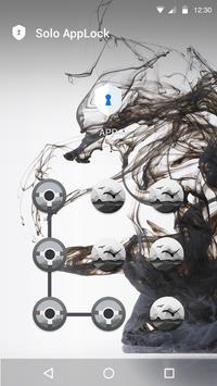 AppLock Ink Theme apk screenshot