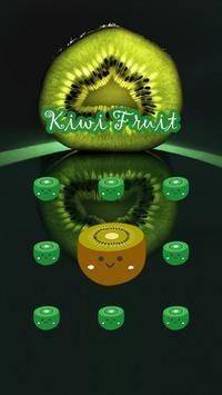 AppLock Kiwi Fruit Theme apk screenshot