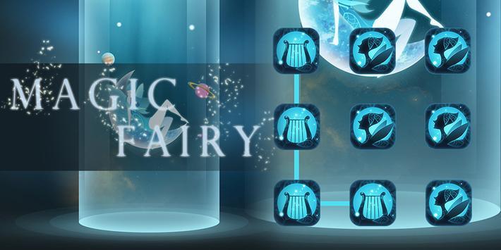 AppLock Magic Fairy Theme poster