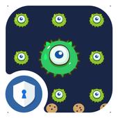Monster Game AppLock Theme icon