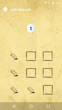 AppLock Old Time Theme apk screenshot