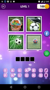 Photo Quiz : Word Game poster