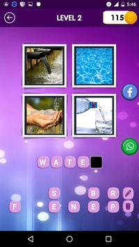 Photo Quiz : Word Game apk screenshot