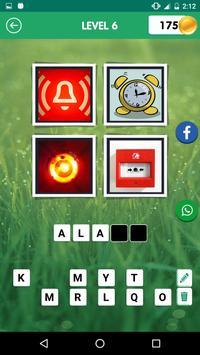 New : 4 Pics 1 Word apk screenshot