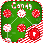 Candy Theme for Mega App Lock icon
