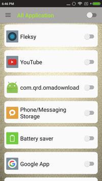 Bat App Lock Screen HD apk screenshot