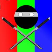 RGB Ninja icon