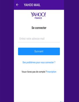 Login for YAHOO MAIL and email app 1 0 (Android) - Download APK