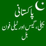 Pakistani Utility Bills