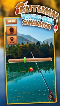 Autumn Fishing Real Simulator screenshot 7