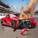 Demolition Sport Car 3D Sim