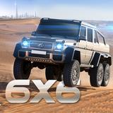 Drive GELIK 6x6 Simulato Dubai